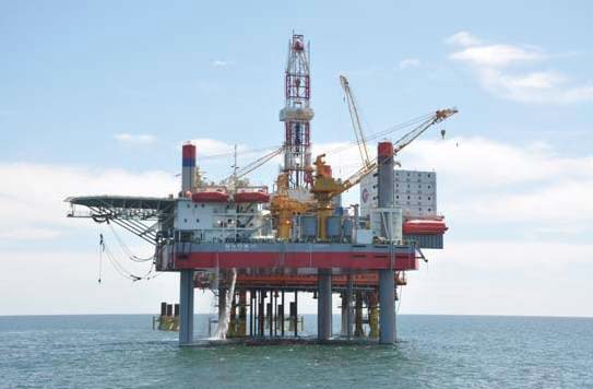 OFFSHORE DRLLING RIG
